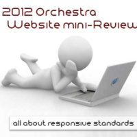 2012 Website Reviews