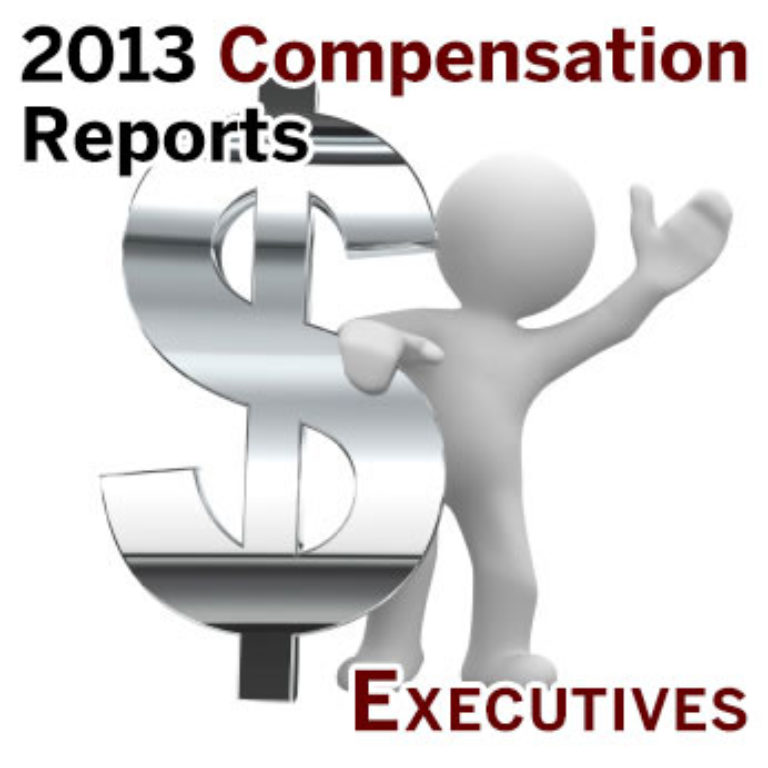 2013 Compensation Reports: Executives