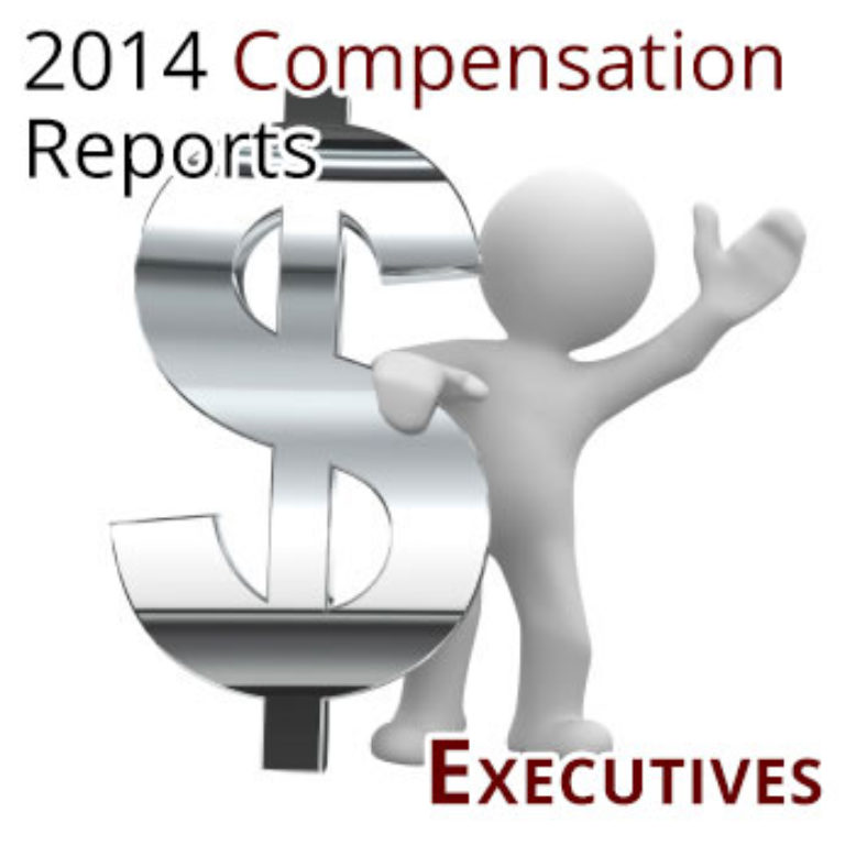2014 Orchestra Compensation Reports: Executives