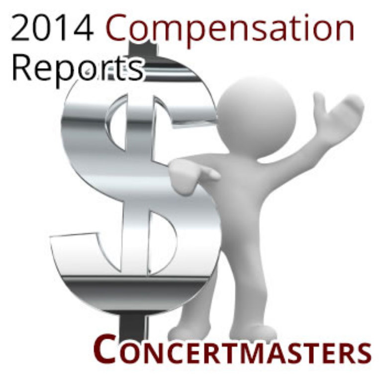 2014 Orchestra Compensation Reports: Concertmasters