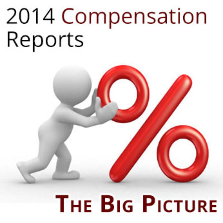 2014 Orchestra Compensation Reports: The Big Picture
