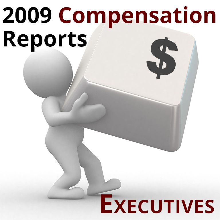 2009 Compensation Report: ROPA Executives