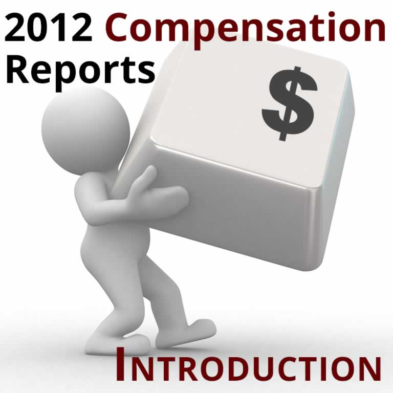 2012 Compensation Reports: Big Changes