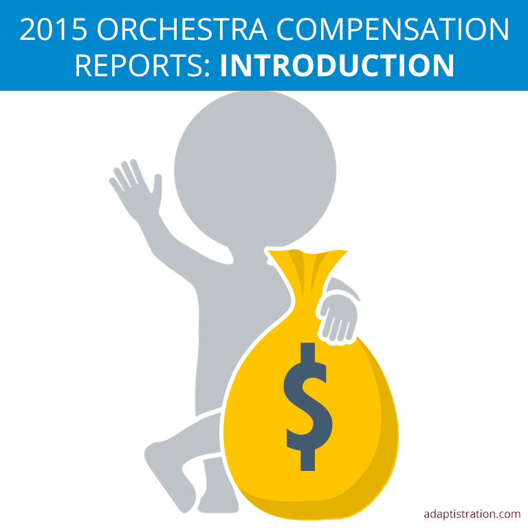 2015 Orchestra Compensation Reports: Introduction
