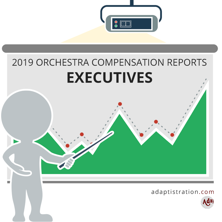 2019 Orchestra Compensation Reports: Executives