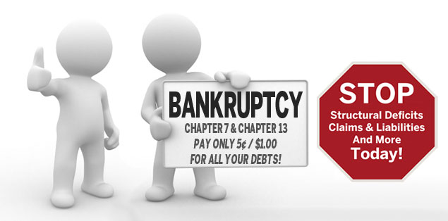 Bankruptcy Hard Sell