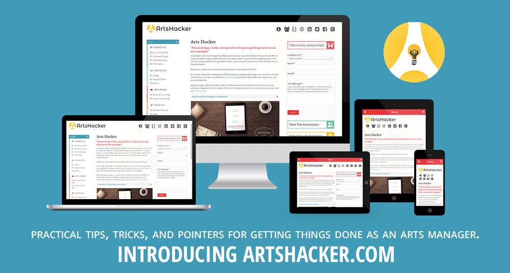 Introducing ArtsHacker