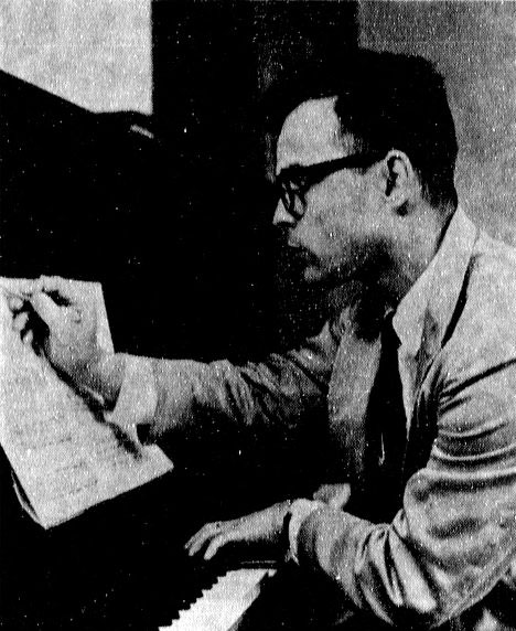 A photo of Jim c.1962 from The Richmond Collegian in an article announcing his year sabbatical to study at Harvard as a Danforth grant recipient.