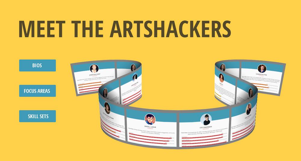 Meet the ArtsHackers