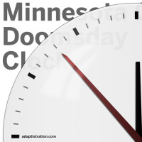 Minnesota Orchestra Doomsday Clock
