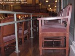 Free standing chairs
