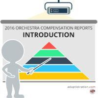 Orchestra Compensation Reports 2016 Introduction