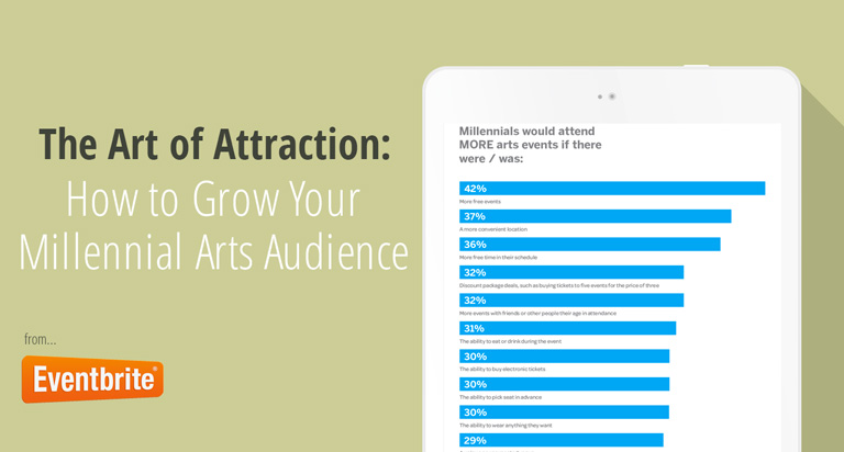 The Art of Attraction How to Grow Your Millennial Arts Audience