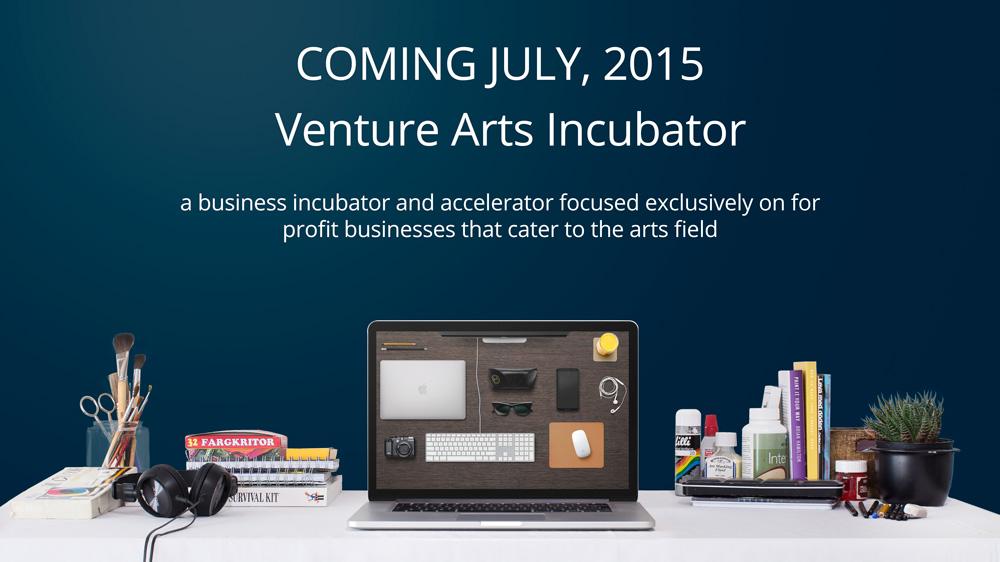 Venture Arts Incubator