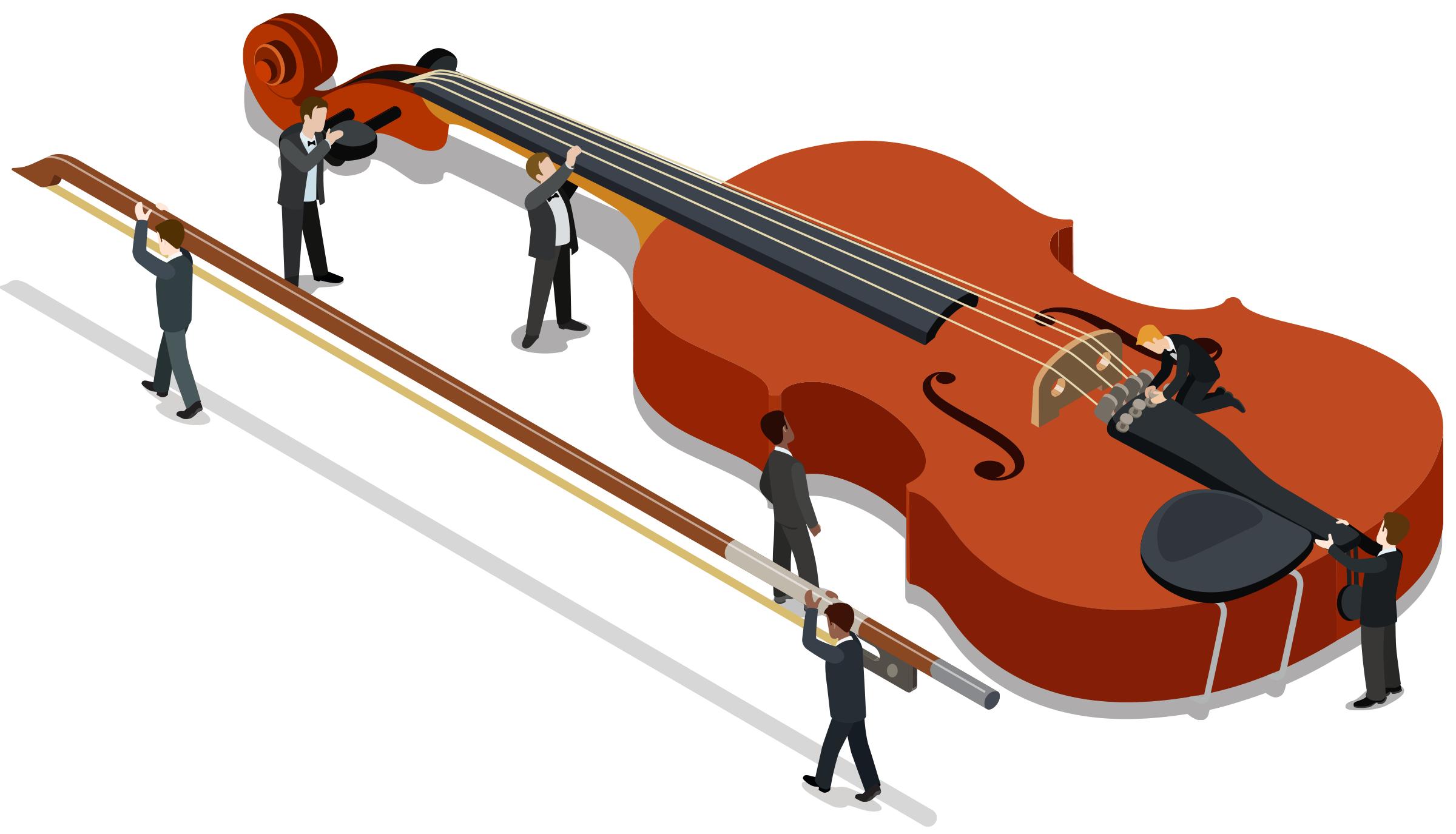 Violin Repairs and Maintenance