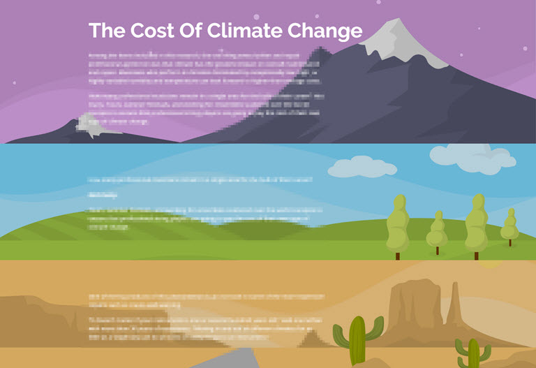 climate change costs preview
